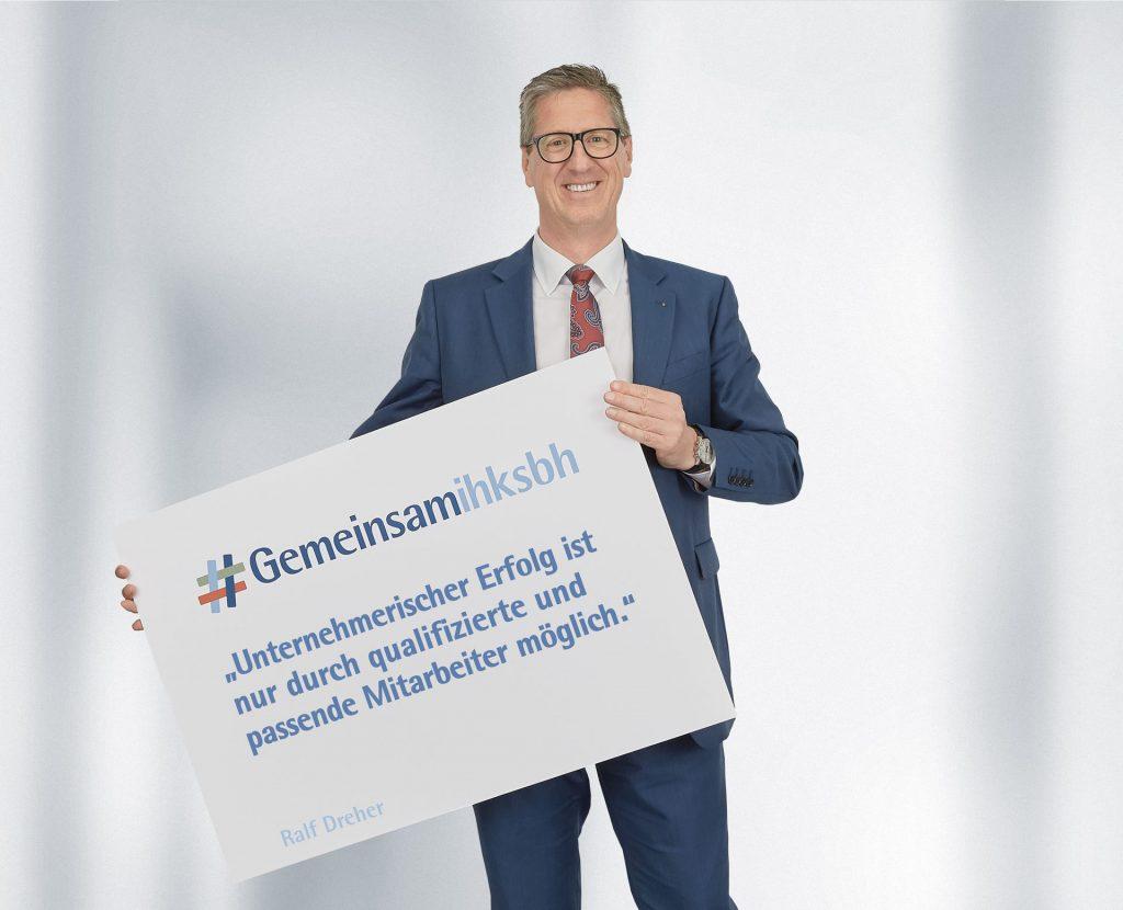Ralf Dreher, dp dreher partners Personalberatung